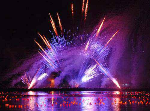 Du lịch Saovietravel bán vé xem lễ hội pháo hoa Đà Nẵng 2015